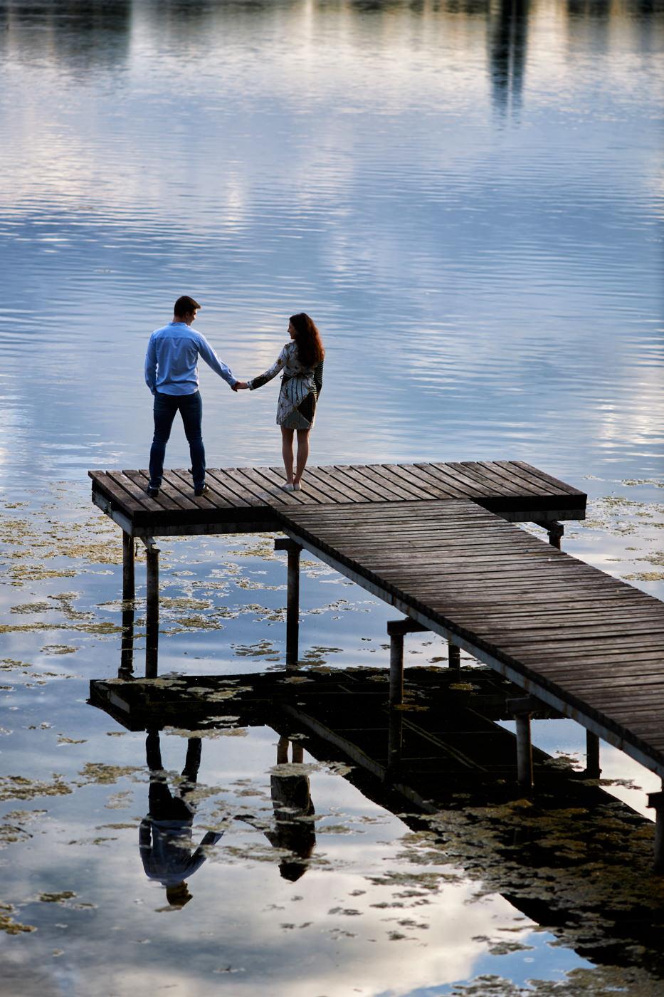 jezioro skulskie sesja narzeczenska 4